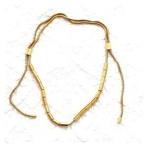 MK Necklace (adjustable length)